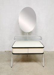 Auping Deventer Dutch design fifties midcentury kaptafel vanity table jaren 50 dresser