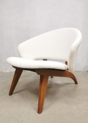 Theo Ruth vintage easy chair 1950 fauteuil