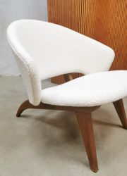 easy chair mid century Theo Ruth