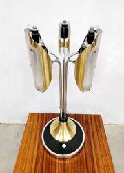 Vintage Spanish design table lamp Spaanse desk lamp Fase