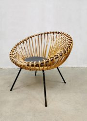 rattan design easy chairs rotan bamboo Rohe Noordwolde