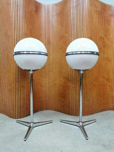 vintage design Grundig speaker boxen