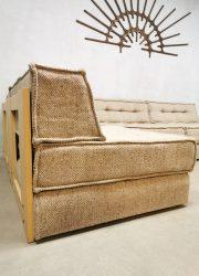 jaren 70 80 lounge bank modular sofa
