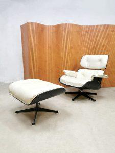 Vintage design rare Eames lounge chair fauteuil Fehlbaum Herman Miller