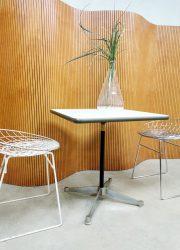 Vintage design side table bijzettafel George Nelson Herman Miller