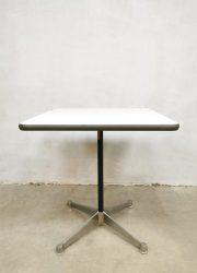 Vintage design side dining table bijzettafel George Nelson Herman Miller