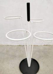 Vintage minimalist design umbrella stand paraplu standaard 'Pop Art'