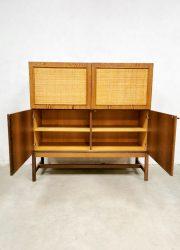 midcentury design cabinet hollywood regency