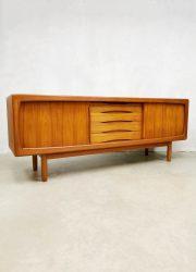 Vintage Danish design sideboard dressoir