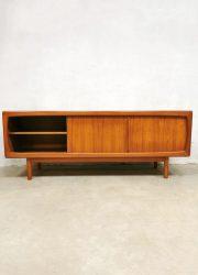 vintage credenza Danish deisgn sideboard