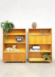 Vintage Dutch design Pastoe cabinet wandkast Cees Braakman