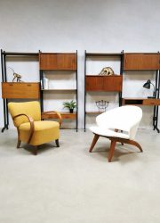wandkast wall unit Simpla lux 1960 sixties
