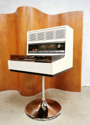 commander luxus music player LP stereo