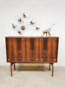 Deens design dressoir kast midcentury cabinet sixties vintage jaren 60