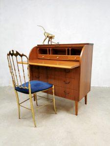 Midcentury Italian design secretary cabinet secretaire 'pure elegance'