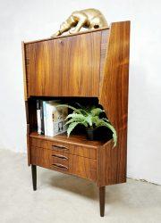vintage rosewood ladekast cabinet Danish design