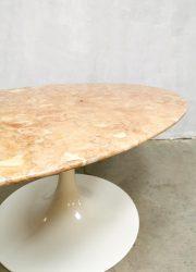 coffee table vintage design marmeren salontafel