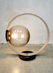 vintage table lamp tafellamp globe