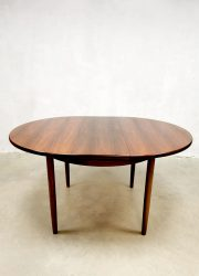 midcentury design Danish table eettafell