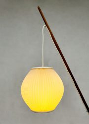 vintage Danish design floor lamp vloerlamp Svend Aage Holm Sørensen