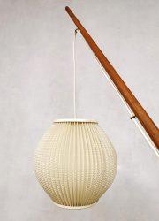 Aage Holm Sorensen vintage Danish design vloerlamp