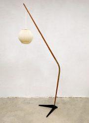 Danish design floor lamp Svend Age Holm Sorensen
