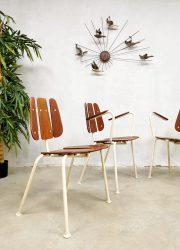 Daneline sixties garden chairs jaren 60 tuinstoelen vintage