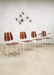 Danish Deens vintage design garden set tuinstoelen Daneline outdoor chairs