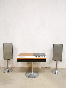 Vintage design Wega 3200 HiFi music player platenspeler 1967