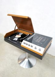 Wega vintage design turntable platenspeler
