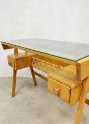 sixties bureau kaptafel dressing table
