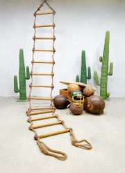 gymnastics rope ladder touwladder industrial