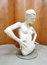 vintage new john nissen mannequin vogue paspop buste