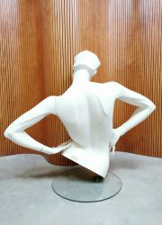 seventies vogue buste mannequin etalage pop