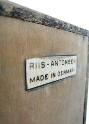 vintage ladekast cabinet desk chest of drawers rosewood