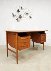 vintage midcentury design desk Tibergaard