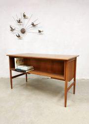 Tibergaard vintage teak bureau desk midcentury modern
