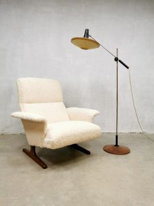Scandinavian design armchair