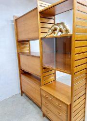 Robert Heal wandsysteem wall unit modulaire room divider wandkast