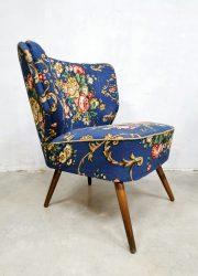 vintage retro cocktail chair stoel jaren 50 60 fifties sixties desgin Artifort