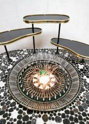 design plant stand fontein mosaiek plantentafel