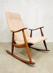 schommelstoel Dutch design rocking chair