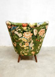 Artifort Dutch vintage design cocktail lounge chair stoel club fauteuil fifties