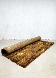 Vintage handwoven tapestry carpet handgeweven tapijt 'Autumn colors'