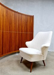 vintage cocktail chair stoel Artifort Theo Ruth