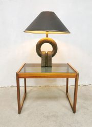 vintage design tafellamp Geert Kunen seventies jaren 70