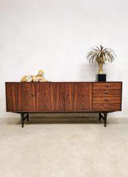 Midcentury vintage design sideboard dressoir Arnold Merckx Fristho