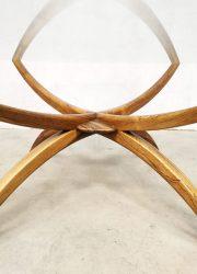 Spider leg coffee table Swedish design salontafel