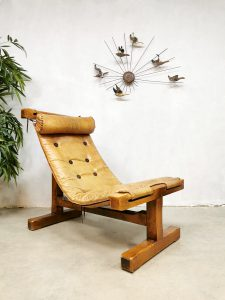 easy chair Brutalist fauteuil lounge chairs easy chairs design midcentury Brazilian chair