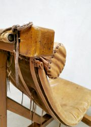 vintage Brazilian design easy chair midcentury lounge fauteuil